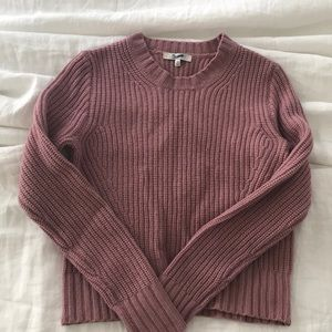 Madewell Sweater Purchased Used, Great Condition
